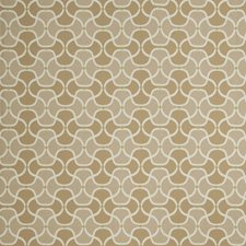 Sandstone Geometric Decorator Fabric by Fabricut