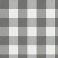 Fog Check Decorator Fabric by Fabricut