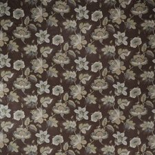 Truffle Floral Decorator Fabric by Fabricut