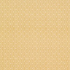 Champagne Geometric Decorator Fabric by Vervain
