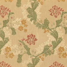 Butter Floral Decorator Fabric by Vervain