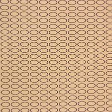 Sand/Plum Novelty Decorator Fabric by G P & J Baker