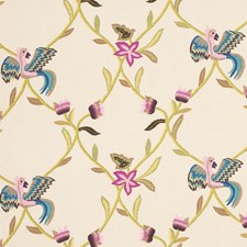 Spring Animal Decorator Fabric by Vervain