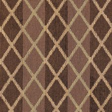 Mocha Small Scale Woven Decorator Fabric by Vervain