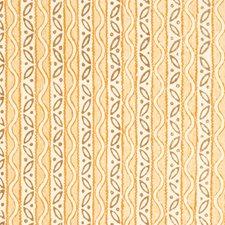Cinnamon Print Pattern Decorator Fabric by Vervain