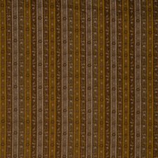 Chestnut Paisley Decorator Fabric by Vervain