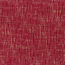 Strawberry Solid Decorator Fabric by Stroheim