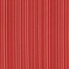 Strawberry Stripes Decorator Fabric by Trend