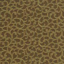 Pecan Lattice Decorator Fabric by Trend