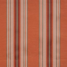 Brick Stripes Decorator Fabric by Trend