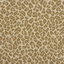 Beige/White Skins Decorator Fabric by Groundworks