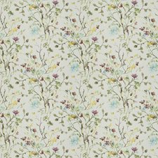 Opal Floral Decorator Fabric by Trend