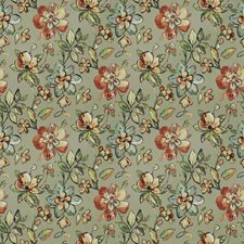 Silverpine Floral Decorator Fabric by Trend