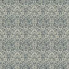 Wedgwood Damask Decorator Fabric by Trend