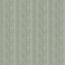 Aqua Stripes Decorator Fabric by Trend