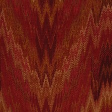 Antique Red Decorator Fabric by RM Coco