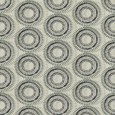 Ocean Print Pattern Decorator Fabric by Trend