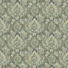 Moonlight Print Pattern Decorator Fabric by Trend