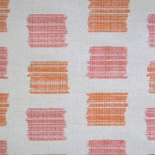 Tangerine Decorator Fabric by B. Berger
