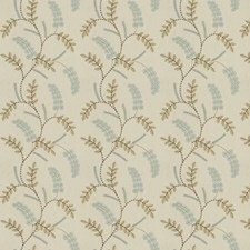 Porcelain Embroidery Decorator Fabric by Fabricut
