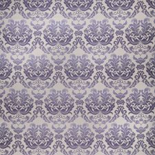Violet Damask Decorator Fabric by Fabricut