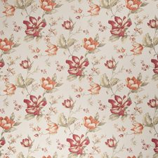 Sunglow Floral Decorator Fabric by Fabricut