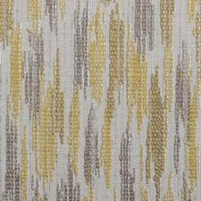 Canary Abstract Decorator Fabric by Duralee