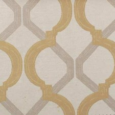Antique Gold Chenille Decorator Fabric by Duralee