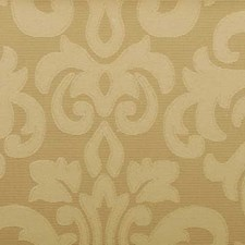 Goldenrod Damask Decorator Fabric by Duralee