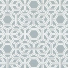 Mineral Geometric Decorator Fabric by Duralee