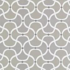 Mushroom Dots Decorator Fabric by Duralee