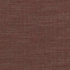 Cranberry Chenille Decorator Fabric by Duralee