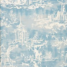 Sky Decorator Fabric by Scalamandre