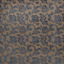 Midnight Floral Decorator Fabric by Fabricut