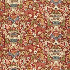 Scarlet Decorator Fabric by Schumacher