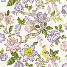 Lavender Decorator Fabric by Schumacher