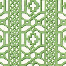 Jade Decorator Fabric by Schumacher