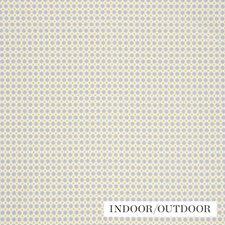 Grey/Yellow Decorator Fabric by Schumacher