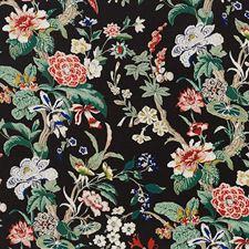 Night Decorator Fabric by Schumacher