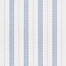 Indigo Decorator Fabric by Schumacher