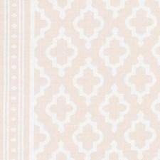 Quiet Pink Decorator Fabric by Schumacher