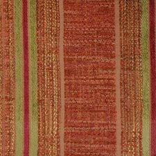 Red/sage Decorator Fabric by Highland Court