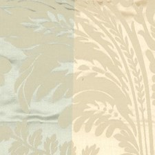 Aqua/gold Decorator Fabric by Highland Court