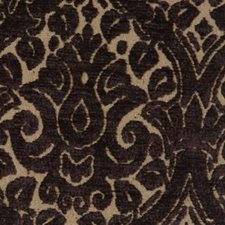 Black Decorator Fabric by Highland Court