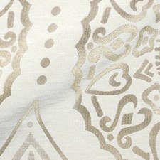 Flax Decorator Fabric by Highland Court