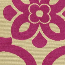 Raspberry Decorator Fabric by Highland Court