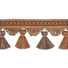 Terracotta Decorator Fabric by Robert Allen