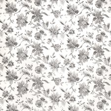 Onyx Floral Decorator Fabric by Fabricut