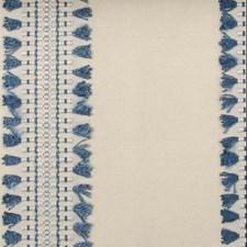 Cobalt Decorator Fabric by Highland Court