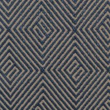 Lapis Diamond Decorator Fabric by Highland Court